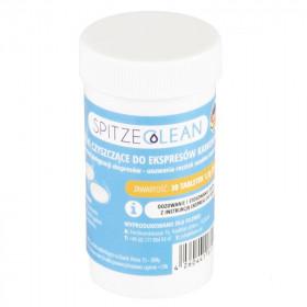 Spitze Clean - tabletki czyszczące do ekspresów 30 sztuk (30 x 1,3g)