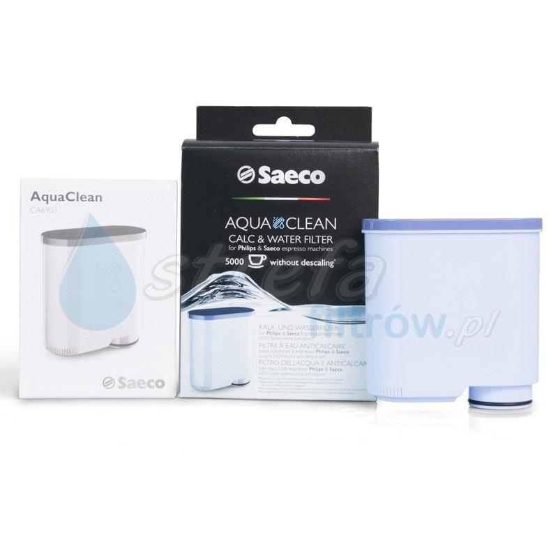 Filtr Philips Saeco AquaClean CA6903/10 Oryginalny do ekspresów Saeco Philips