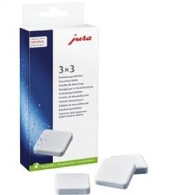 Jura 61848 - Tabletki odkamieniające Jura 9 sztuk.