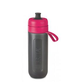 Butelka filtrująca Brita Fill&Go Active 600ml różowa