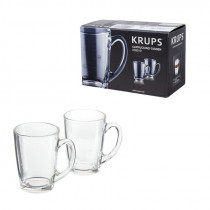 Krups XS8010 - Filiżanki do kawy cappuccino 2 sztuki