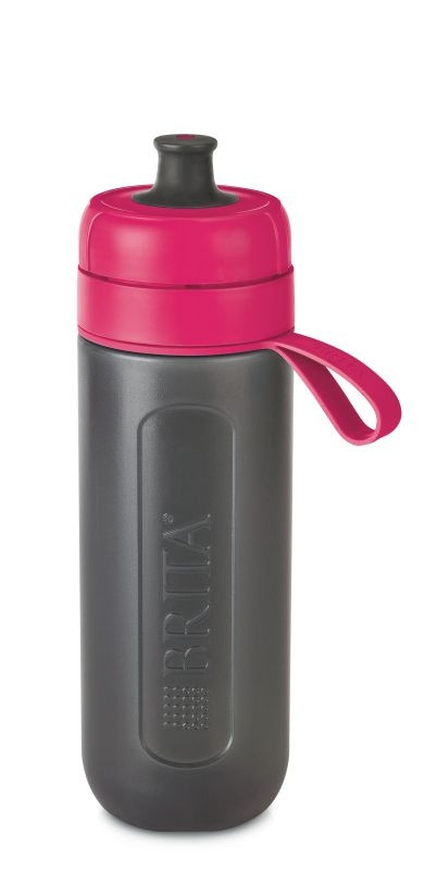 Butelka filtrująca Brita Fill&Go Active 600ml różowa | DARMOWA DOSTAWA