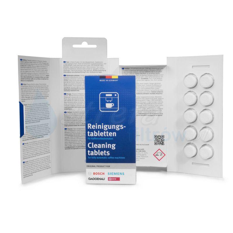 Bosch 00311769 (310575) (TZ60001) Oryginalne tabletki czyszczące