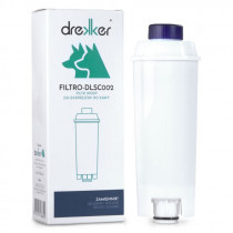 Drekker FILTRO-DLSC002 - Filtr zamiennik do DeLonghi DLS C002, SER3017