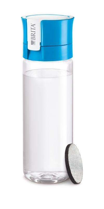 Butelka filtrująca Brita Fill&Go 600ml niebieska
