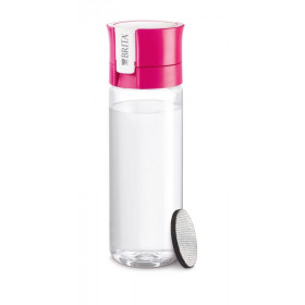 Butelka filtrująca Brita Fill&Go 600ml różowa | DARMOWA DOSTAWA