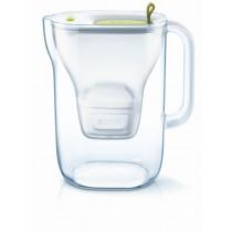 Dzbanek Brita Style 2,4L limonka + 1 wkład Brita Maxtra+ | DARMOWA DOSTAWA
