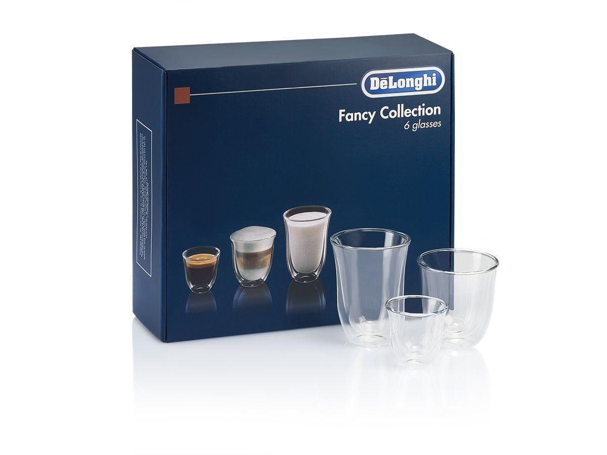 DeLonghi szklanki termiczne 6 sztuk DLSC302 5513296671