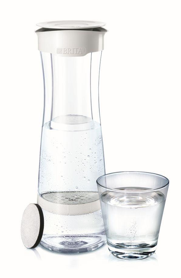 Karafka filtrująca Brita Fill&serve 1,3L biały/grafit