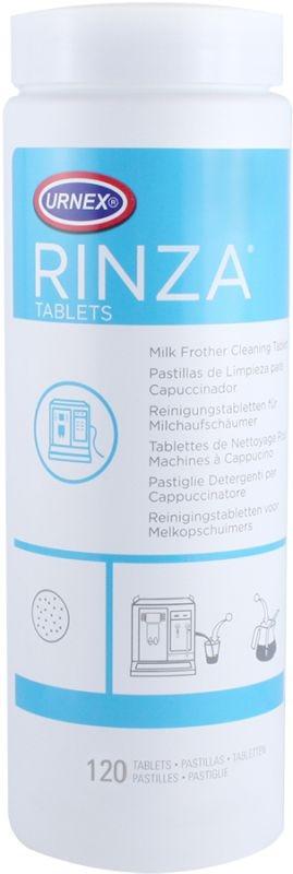 Urnex Rinza Tablets 120 sztuk - Tabletki do czyszczenia spieniacza