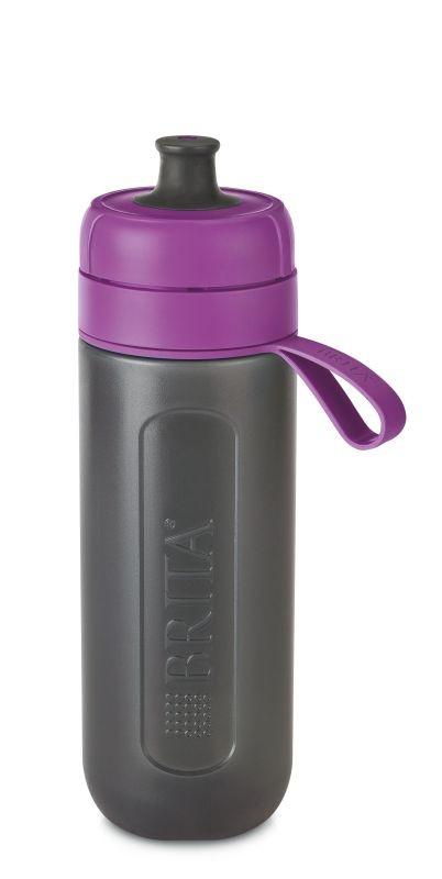 Butelka filtrująca Brita Fill&Go Active 600ml fioletowa